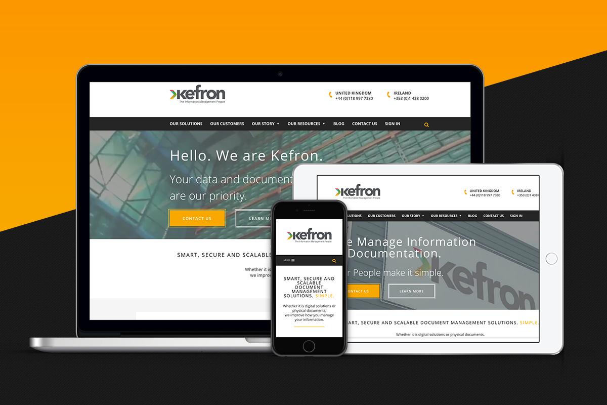 Kefron Responsive Design