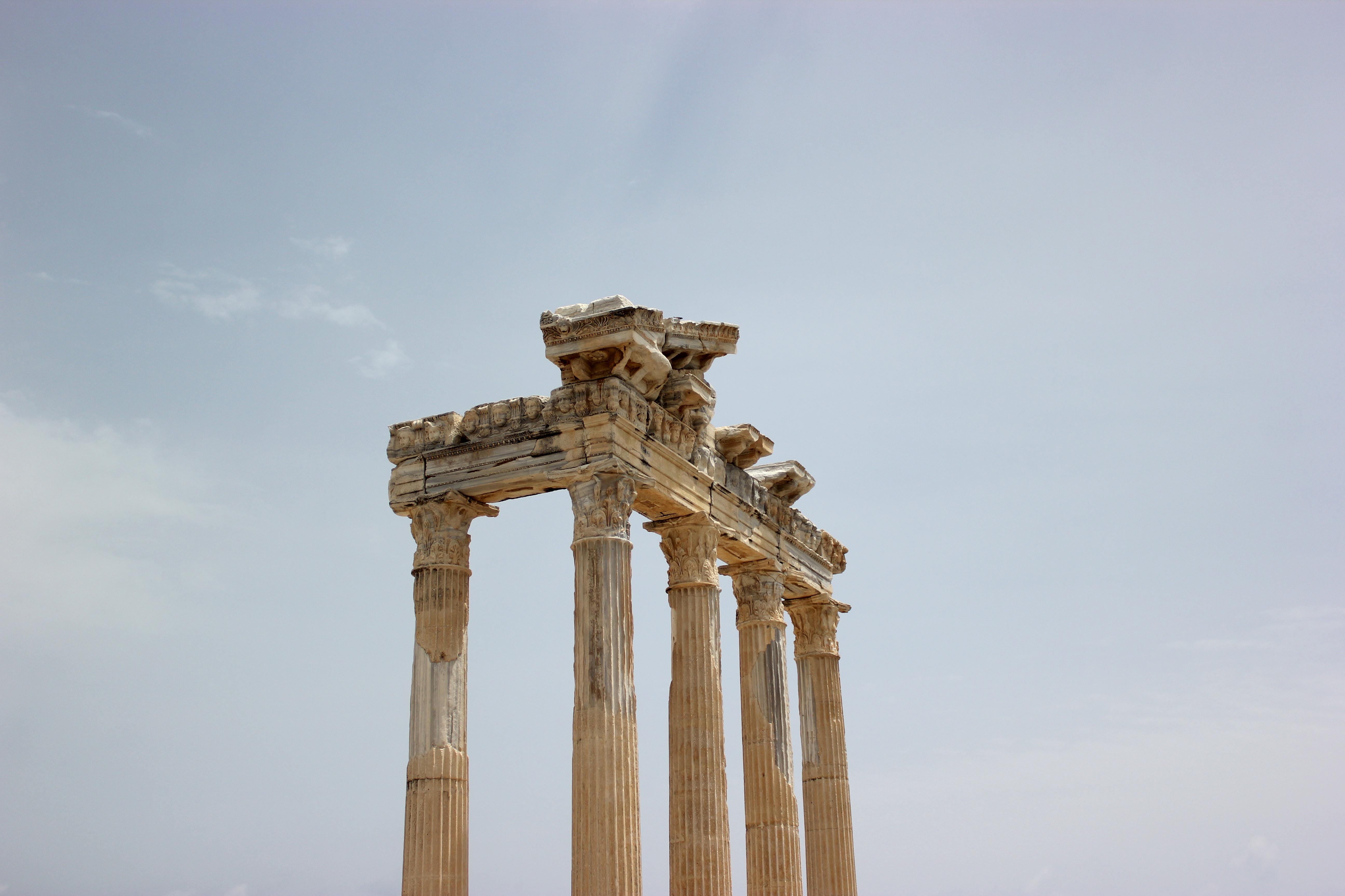 Pillars monument